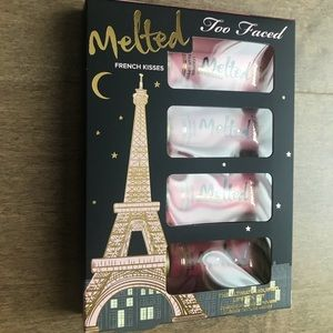 Too Faced Ultimate liquified lipstick set! New!